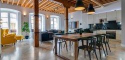 Middle Floor Home Malaga Centro